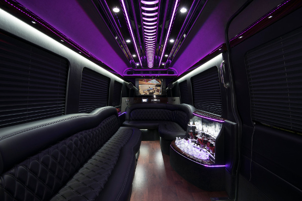 12 passenger sprinter in Fort Wayne Interior