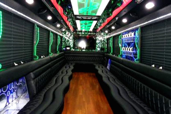 20 passenger party bus 1 Fort Wayne