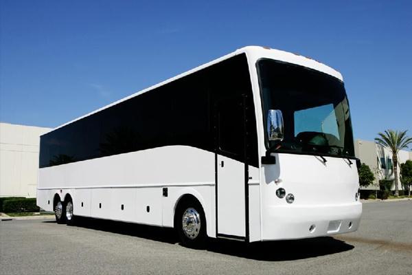 50 passenger charter bus rental Fort Wayne