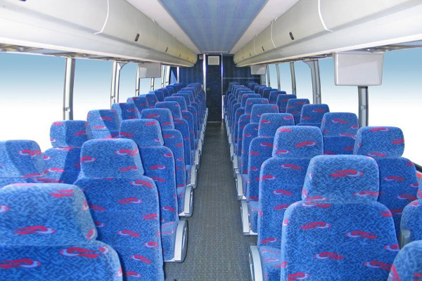 50 person charter bus rental Fort Wayne