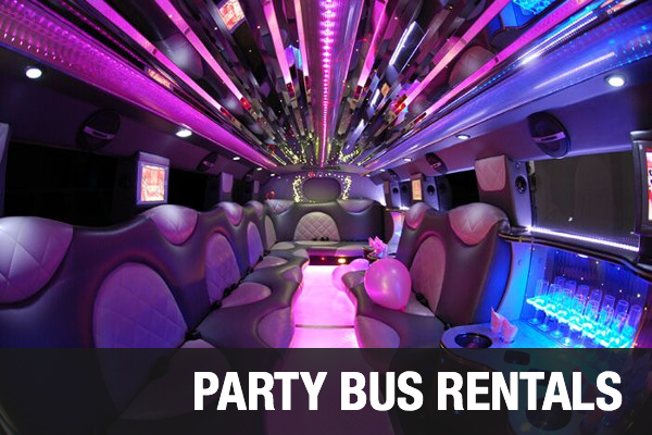 Party bus Rentals Fort Wayne