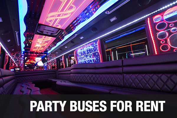 party bus Fort Wayne